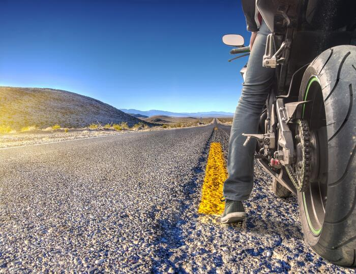 Spring offer for motorcyclists -10% on Sardinia