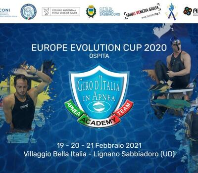Europe Evolution Cup 2020
