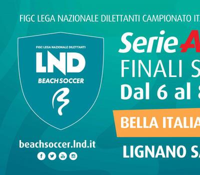 Finali scudetto beach soccer