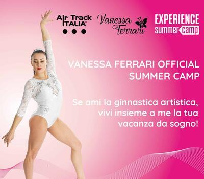 Vanessa Ferrari Summer Camp
