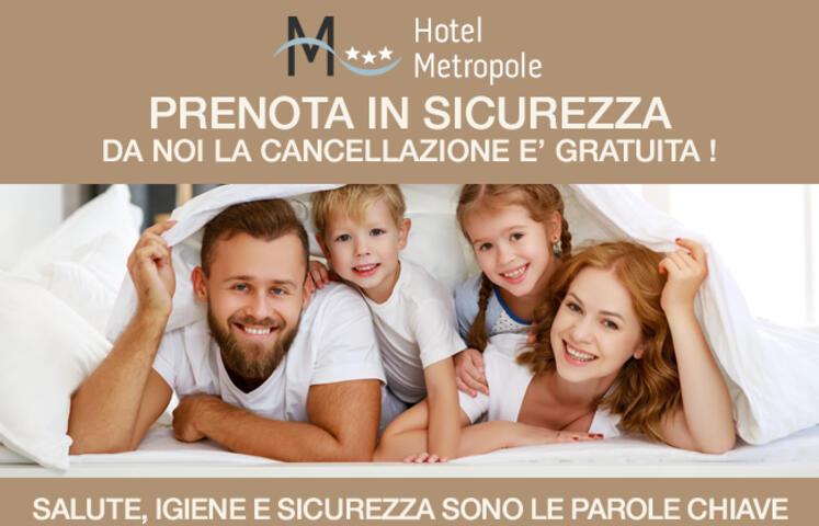 hotelmetropole it offerte 007
