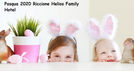 Pasqua 2021 a Riccione: il divertimento formato famiglia