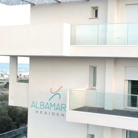 Il progetto Albamarina Residence - Aperto da Giugno 2020