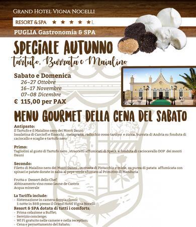 Offerte meeting e soggiorni in relais Foggia: Grand Hotel ...