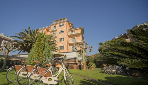 Fahrradhotel Versilia