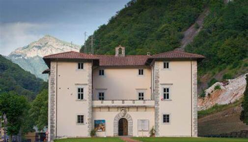 Il Palazzo mediceo di Seravezza
