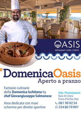 Ristorante E Pizzeria A Forio D Ischia Con Terrazza