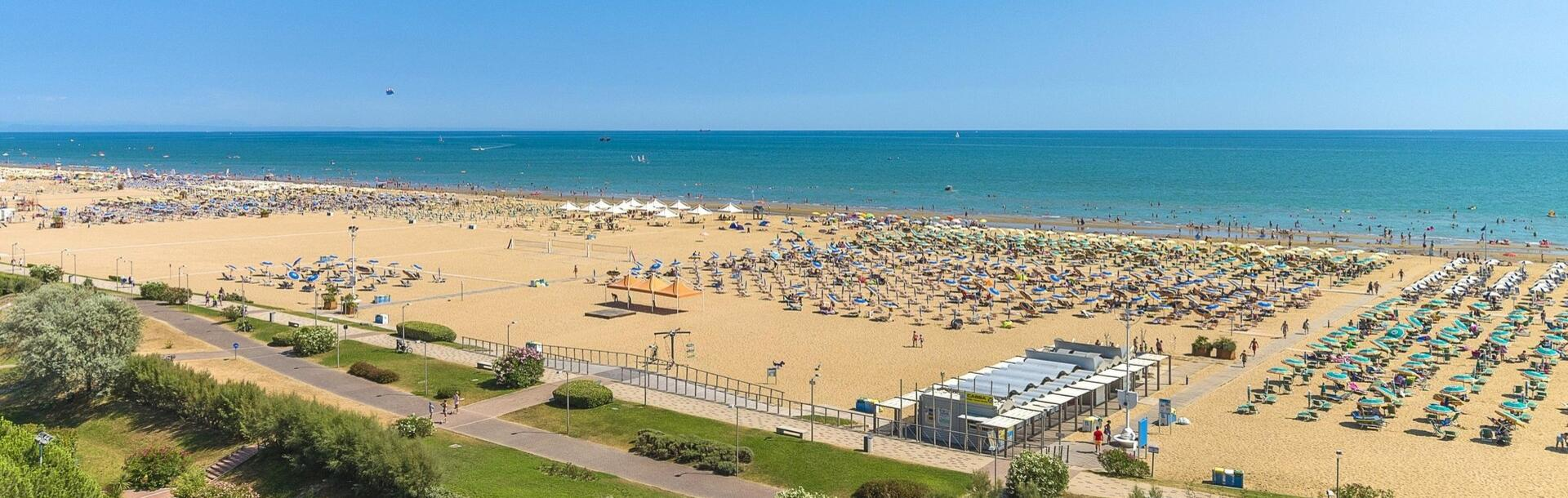 Travel to Bibione: you can reach us safely!