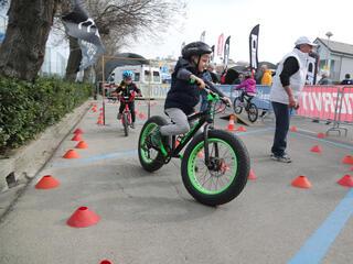 Gimcana for Aspiring Cyclists