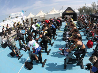 Group Cycling Special Class