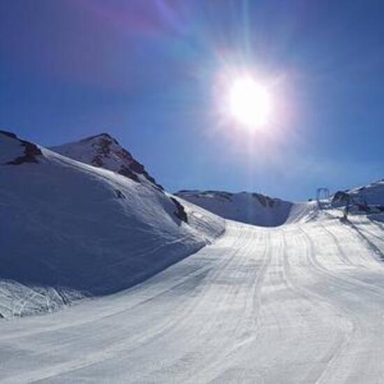 Impianto sciistico Monte Moro - Valle Anzasca