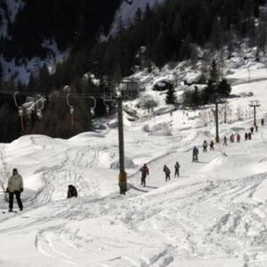 Impianto sciistico Cheggio - Valle Antrona