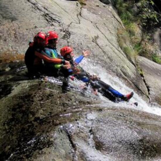 Canyoning - Val Bognanco