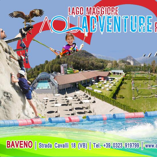 Lago Maggiore Aquadventure Park Baveno
