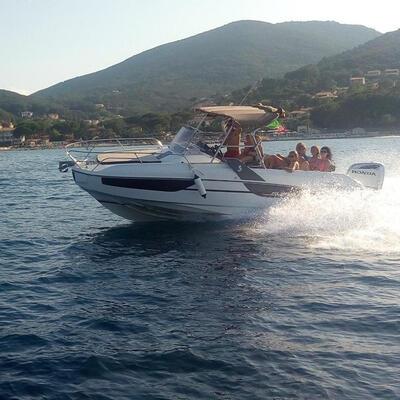 Settimana in camping village all'Isola d'Elba con gita in barca