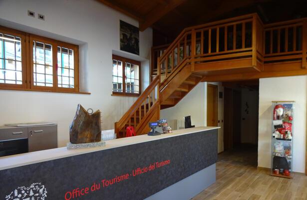 Office e Consorzio rinnovati a Champoluc