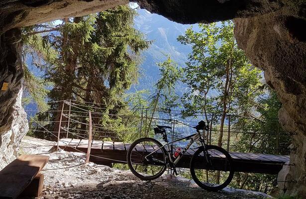 Vacanza attiva sul Monte Rosa: dallo sci alla bici