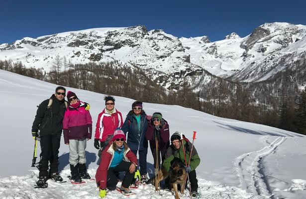 Nordic Walking, Yoga ed Escursioni con Marzia in Valle d'Aosta