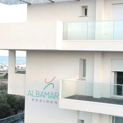 Il progetto Albamarina Residence 2020