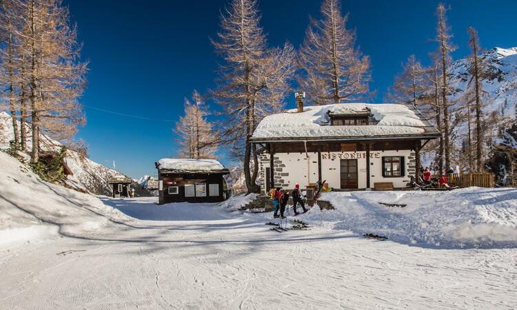 Week end sulla neve a Macugnaga