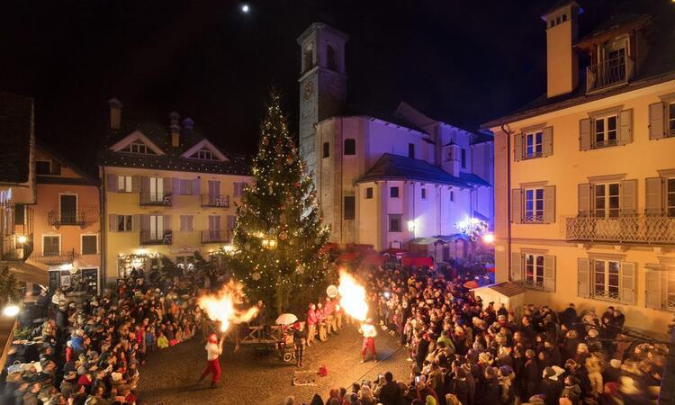 Speciale Offerta Mercatini di Natale a Santa Maria Maggiore🎄 6-7-8 Dicembre 2021