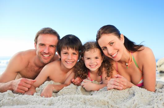 Prima settimana di Agosto: hotel frontemare a Riccione con servizio spiaggia