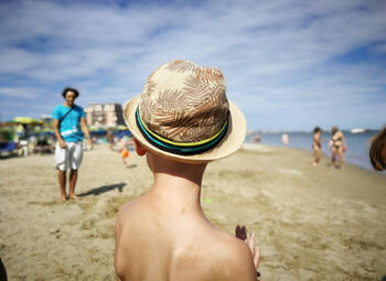 Super offer for B&B holidays in Rimini in July
