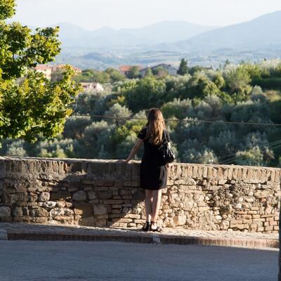 Emozioni in Umbria, Cuore d'Italia