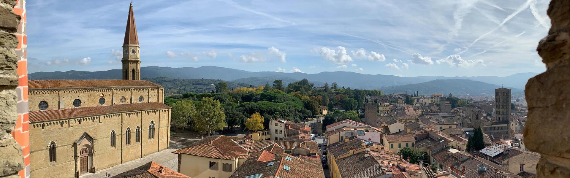 Visita Arezzo e la Toscana che non ti aspetti!