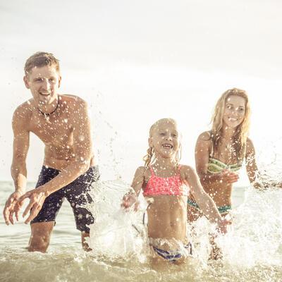 Maggio Offerta Vacanza Happy Family All Inclusive a Riccione con 2 bimbi gratuiti  fino ai 10 anni