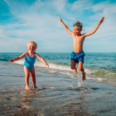 Vacanze di fine agosto a Riccione con bimbo gratis