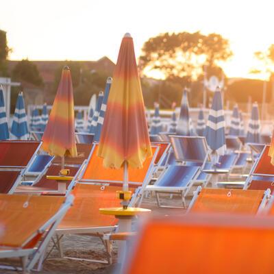 Offerta seconda settimana di giugno sul mare di Rivazzurra di Rimini