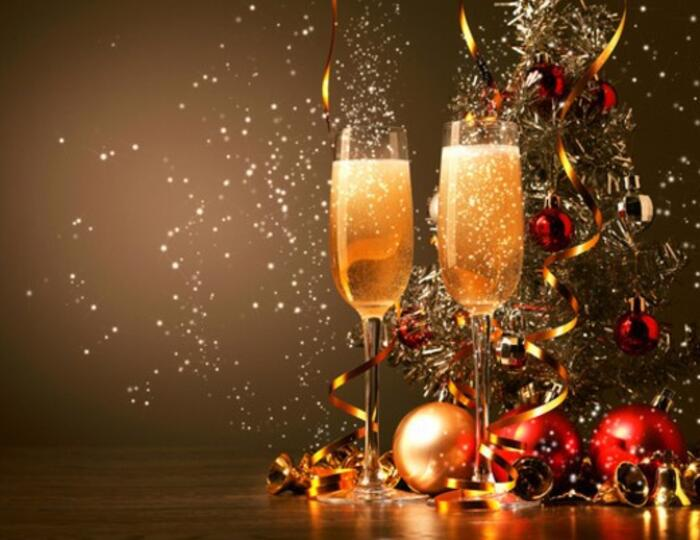 Канун Нового года в Сан-Марино ИСТОРИЧЕСКОГО ЦЕНТРА
