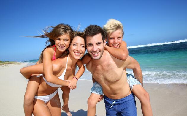 Prima settimana di giugno: vacanze in famiglia!