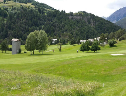 Bormio Golf Club