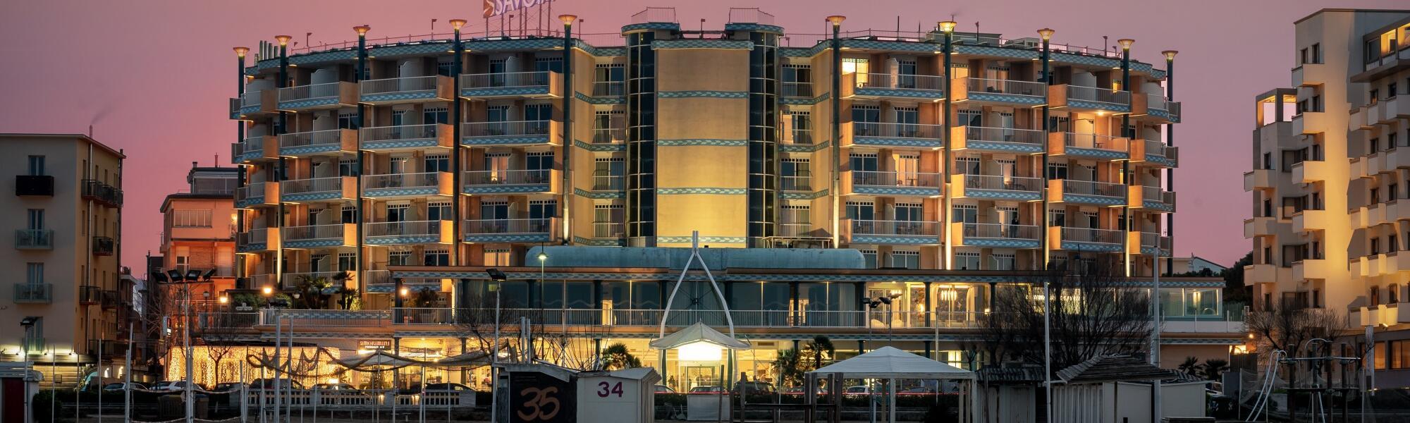 Все, что нужно знать, чтобы получить максимум удовольствия от пребывания в отеле Savoia