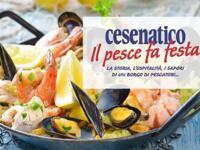 """""""Il Pesce fa Festa 2019"""" - Ponte di Ognissanti - 3-Sterne-Hotel Cesenatico centro"""