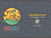 Offre hôtelière pour cyclistes - Granfondo Nove Colli Cesenatico 19 mai 2019