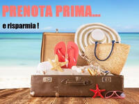 Book now and save on your summer vacation! Promo Family All Inclusive