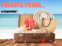 Offerta prenota prima e risparmia sulla tua vacanza estiva in Riviera! Promo Family All Inclusive