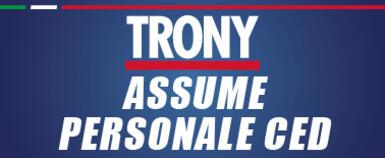 Vai a https://www.trony.it/online/laws/Offerta-lavoro-dml-programmatore-faenza-15-11-2016