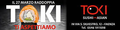 Vai a  https://events.publione.it/toki/inaugurazione-faenza-27-marzo/