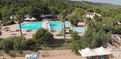 Camping Village Internazionale Manacore