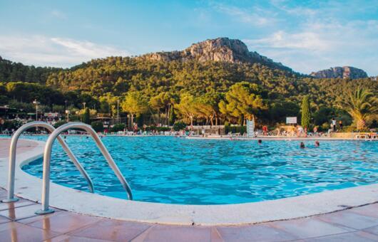 Camping Castell Montgrì