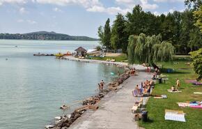 Balatontourist Füred Camping & Bungalows 9
