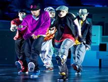 Blaze: The Street Dance Sensation Show