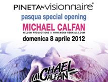Serata al Pineta Club con Michael Calfan