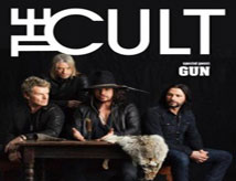 The Cult in concerto