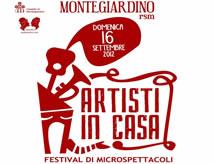 Artisti in Casa- Festival di Microspettacoli