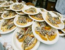 Il Pesce fa Festa: manifestazione gastronomica